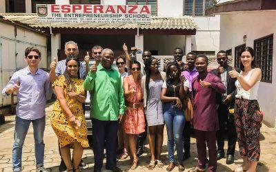 Soutenir l'esprit d'entreprendre – Université Esperanza