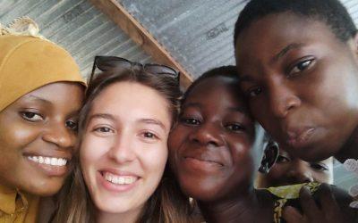 Mon stage au sein d'Alliance Actions Afrique, par Julie